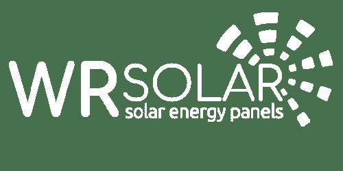 w-r solar logo
