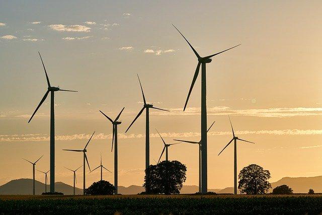 ייצור חשמל באמצעות רוח